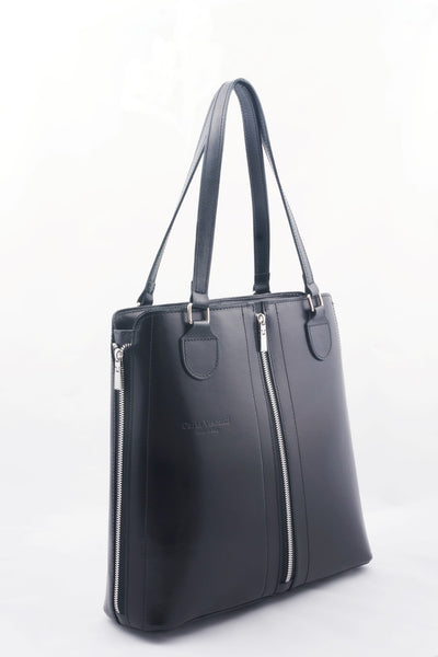 leather handbagMelia  LAROCCO