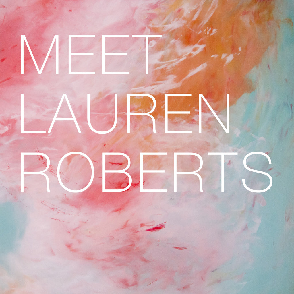 Fashionable. Supportive. Enthusiastic. Meet Lauren Roberts