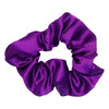 10 Pack Bundle Satin Scrunchie's Multi Color