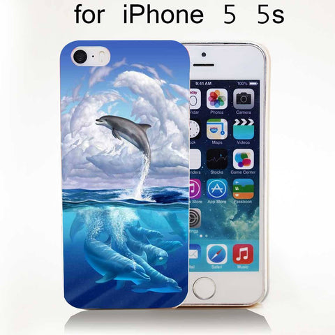 coque iphone 6 dauphin
