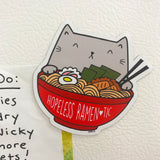 Hopeless Ramen-tic Magnet