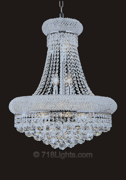 New Jersey Crystal Chandelier Collection