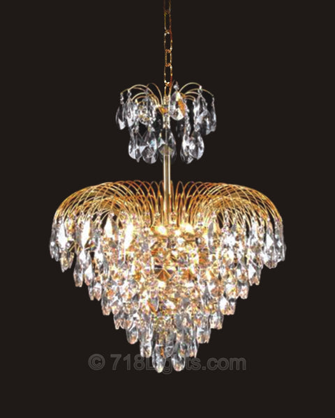 chandelier for kitchen