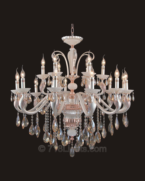 Maria Theresa Chandelier#13622H 18-Light