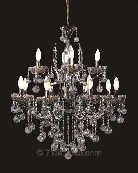 Maria Theresa Chandelier#BS6057 12-Light