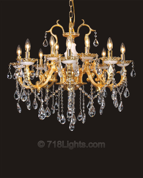 Maria Theresa Chandelier #BS9073 12-Light