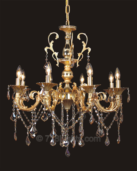 Maria Theresa Chandelier#BS9102 8-Light