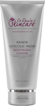 Renew Glycolic Wash 10% Moisturizing Cleanser