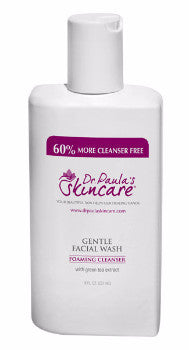 Gentle Face Wash Ultra Gentle Cleanser