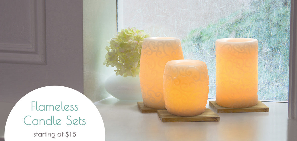 Candle Impressions Flameless Candle Sale