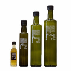 Basil and Lemongrass Olive Oil|Basilic et citronnelle