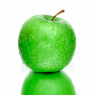 Green Apple (white) |Pomme verte (blanc)
