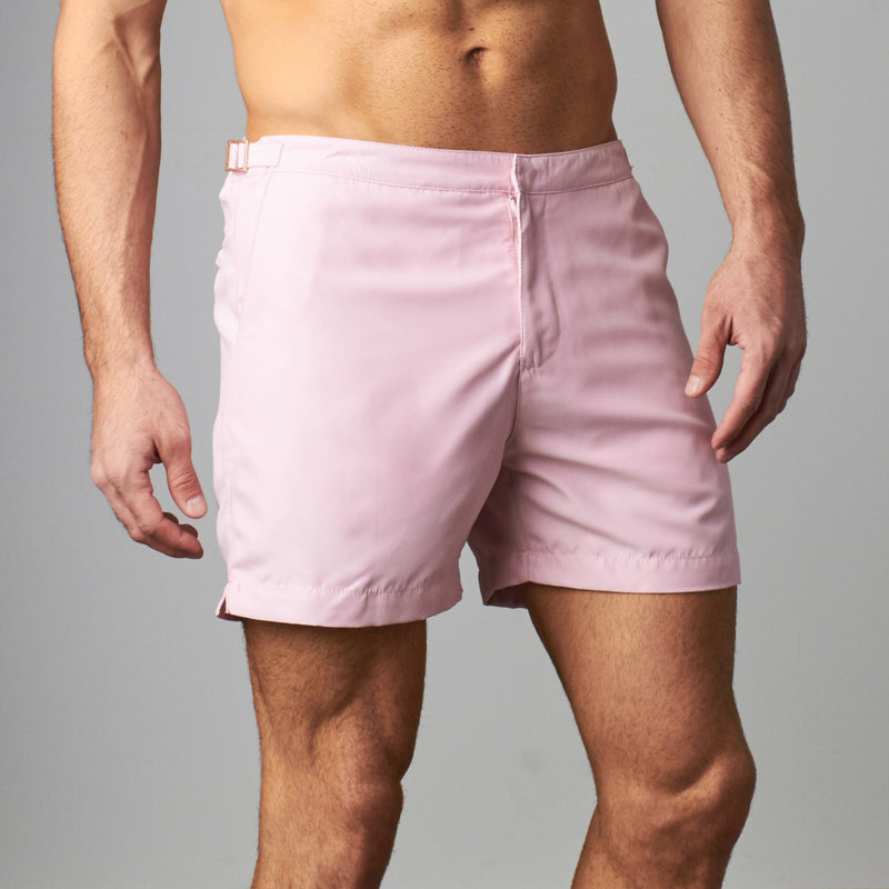 Tailored Swim Short - Sky