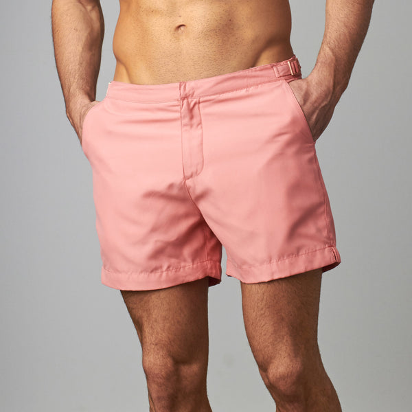 Tailored Swim Short - Sand