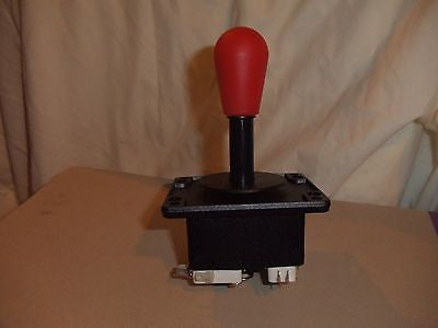 RED 4/8 Way Joystick