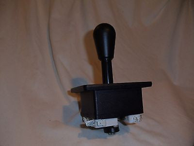 BLACK 4/8 Way Joystick
