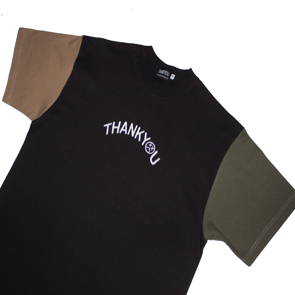 1 Of 1 Color Block Tee