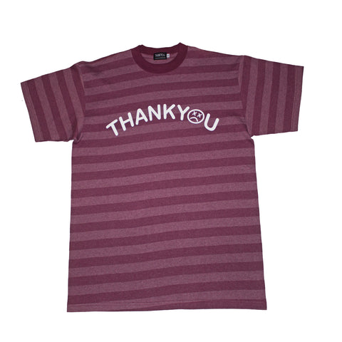 Arc Logo Stripe Tee