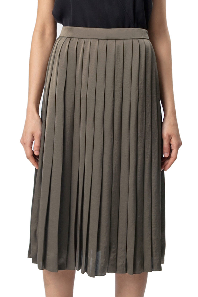 Faye Pleated Skirt
