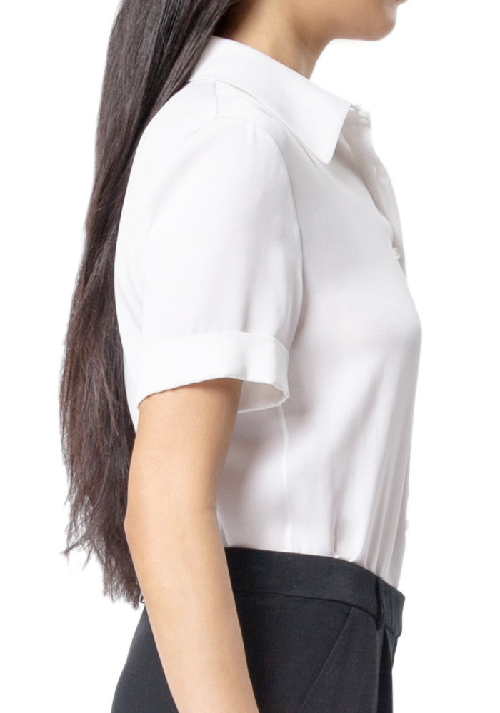 Kate Silk Shirt