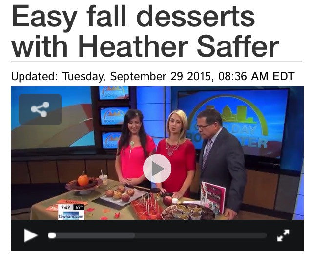 Fearless Fall Desserts