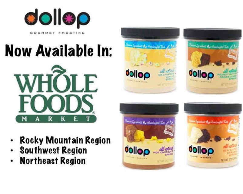 Dollop Launches in Whole Foods