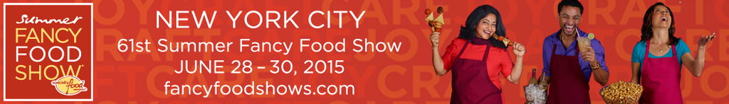 Dollop Gourmet Exhibits at the Summer Fancy Food Show 2015
