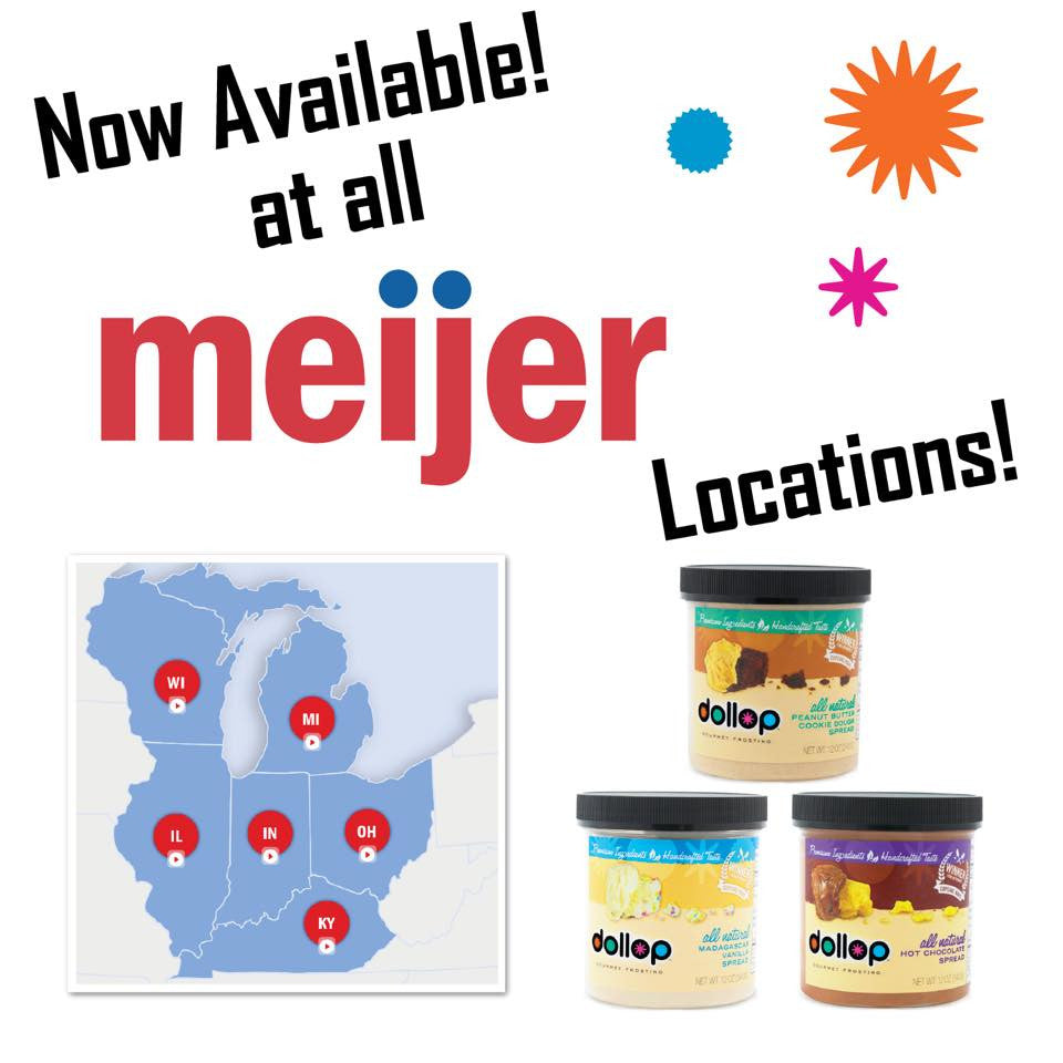 Dollop Launches in All Meijer Stores