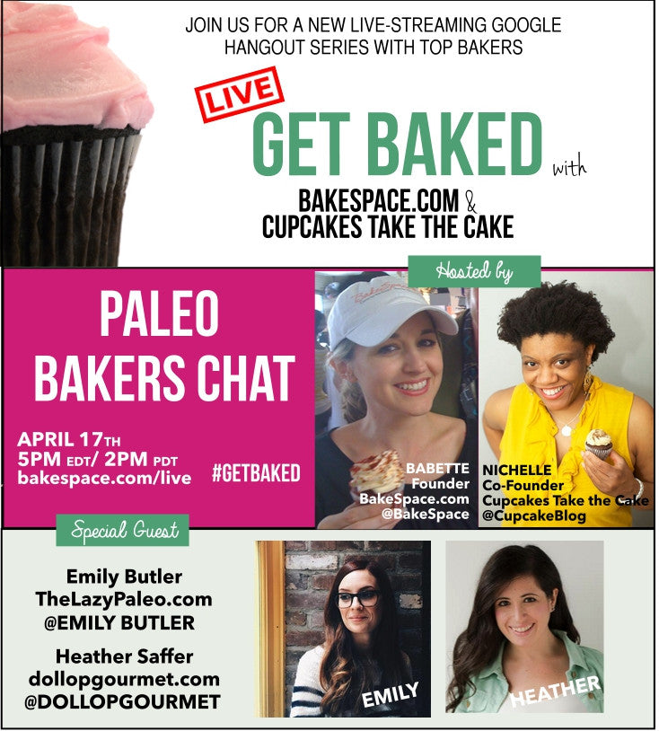 Paleo Baking Chat