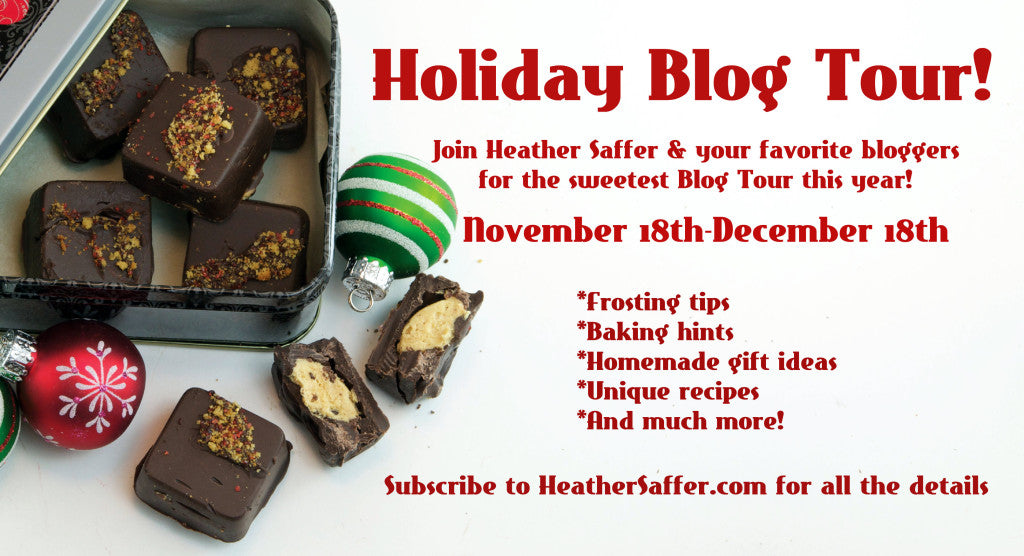 holiday blog tour announcement