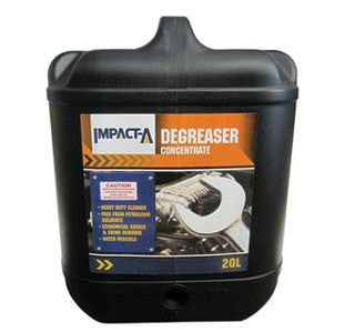 Impacta Degreaser Concentrate - Impacta Degreaser Concentrate - bcsupplies.com.au