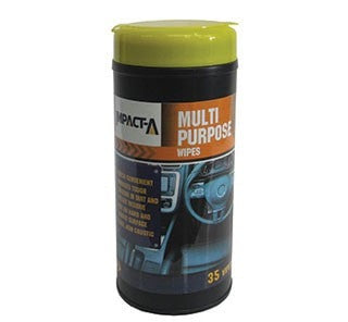 Impacta Multi Purpose Wipes - Impacta Multi Purpose Wipes - bcsupplies.com.au