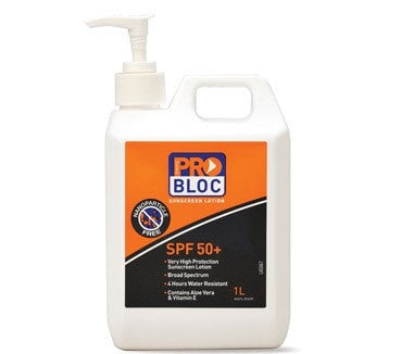 SunScreen - ProBloc SunScreen - bcsupplies.com.au