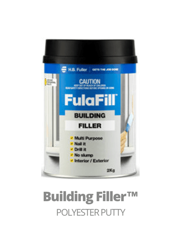 Building Filler - 1KG - Building Filler - 1KG - bcsupplies.com.au