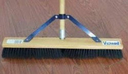 Brooms - 600mm Hard Broom - bcsupplies.com.au