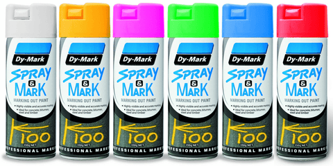 Marking Paint - Dy-Mark Marking Paint - bcsupplies.com.au