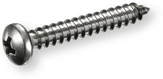 Pan Head Metal Screws - Pan Head Metal Screws - 1000 pack - bcsupplies.com.au