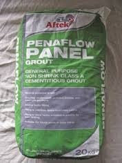 Aftek Penaflow Panel Grout - Penaflow Panel Grout - bcsupplies.com.au