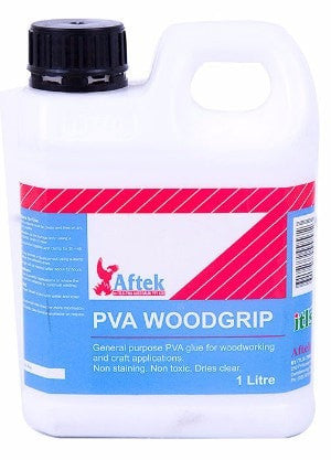 PVA Woodgrip Glue - PVA Woodgrip Glue - bcsupplies.com.au