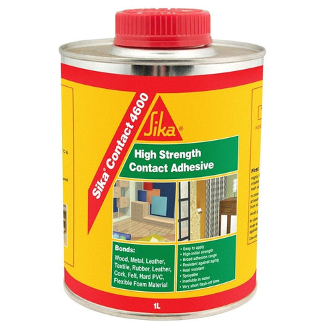 Sika Contact 4600AU - Sika Contact 4600AU - bcsupplies.com.au