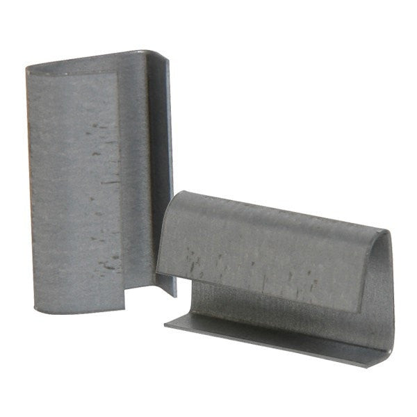Steel Strapping Metal Seals (1000 Pack) - Steel Strapping Metal Seals - bcsupplies.com.au