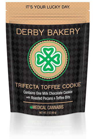 TRIFECTA Toffee Cookie