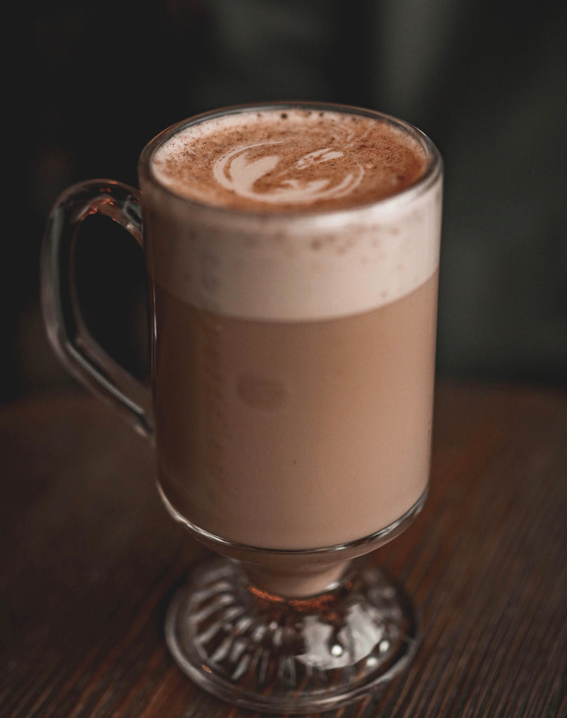 Cacao Moon Milk - Vegan - Paleo