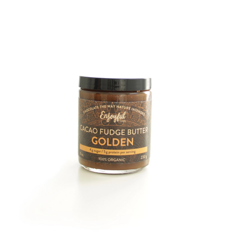 "Cacao Fudge Butter ""Golden"""