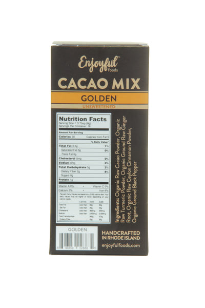 Raw Cacao Mix GOLDEN