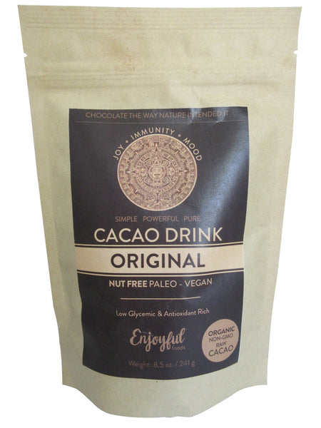 Raw Cacao Drink Mix ORIGINAL