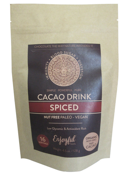Raw Cacao Drink Mix SPICED