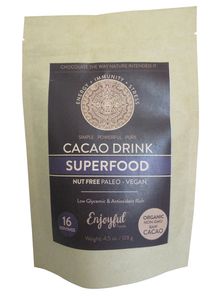 Raw Cacao Drink Mix SUPERFOOD