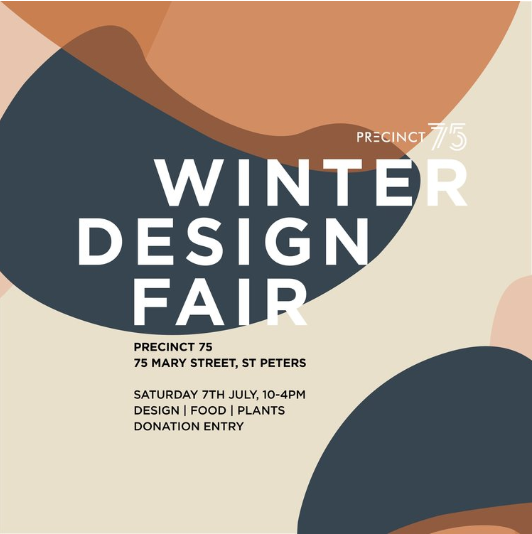 PRECINCT 75 Winter Design Fair