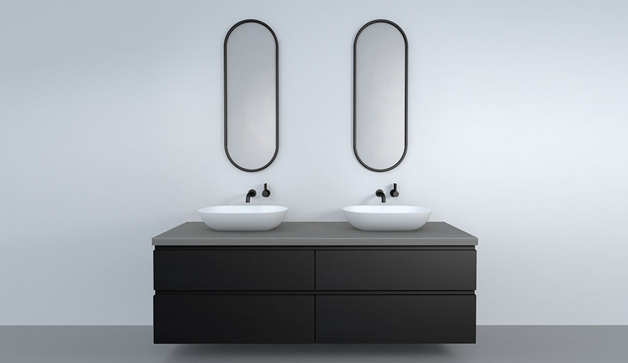 N E W | Bondi Custom Wall Hung Vanity Unit